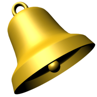 Transparent bell clipart free download Bell transparent PNG images - StickPNG free download