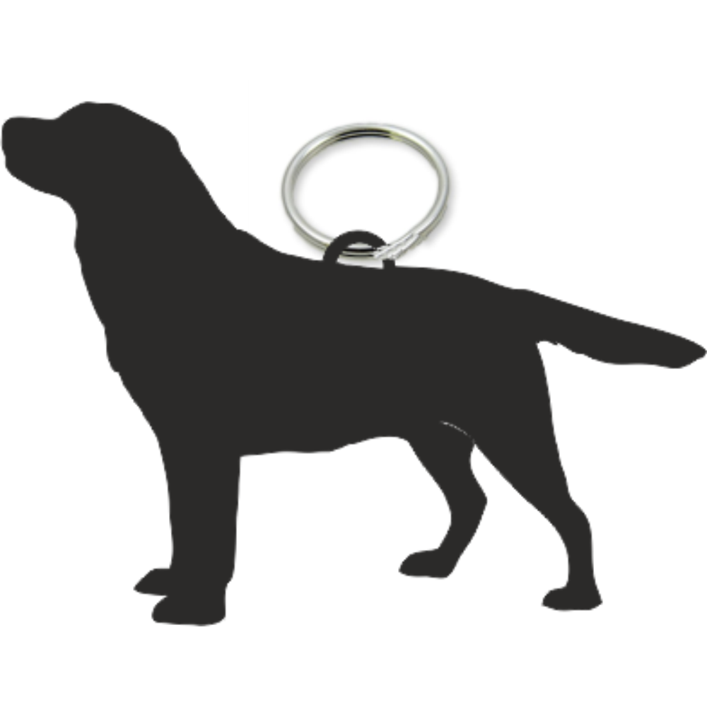 Transparent black and white dog leash collar clipart banner free library Labrador Retriever Puppy Silhouette Stencil - Labrador Dog ... banner free library