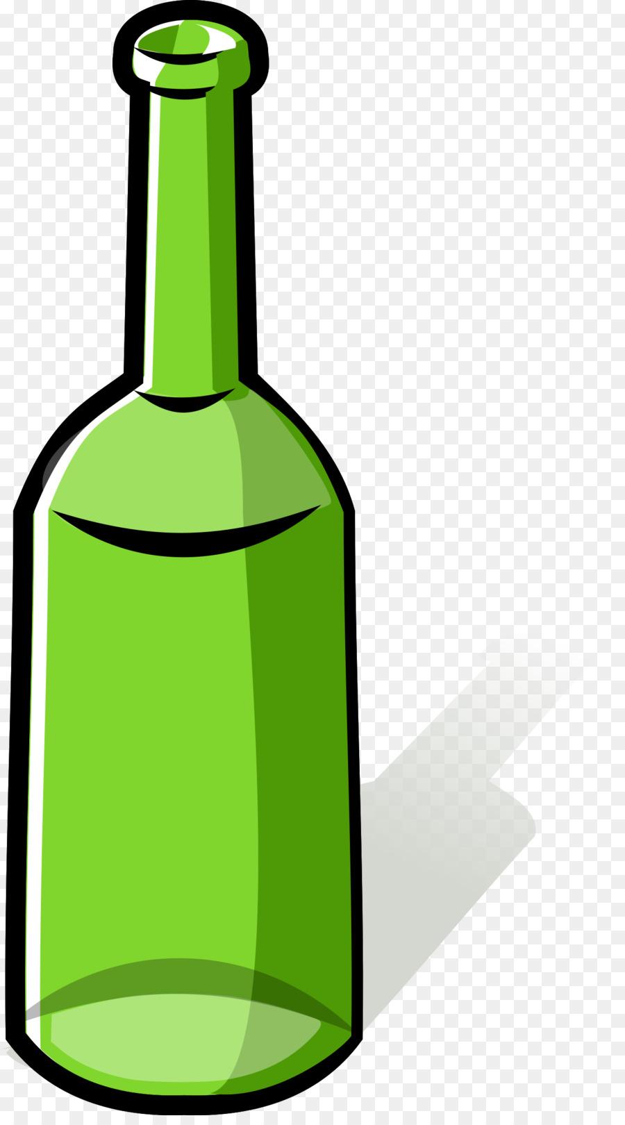 Transparent bottle clipart freeuse download Wine Glass clipart - Bottle, Beer, Illustration, transparent ... freeuse download