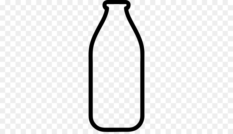 Transparent bottle clipart picture black and white download Plastic Bottle png download - 512*512 - Free Transparent ... picture black and white download