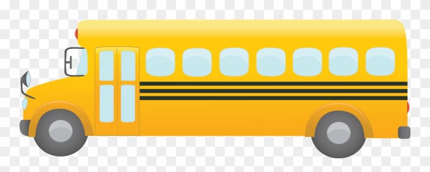 Transparent bus clipart download School Bus Clip Art Transparent Techflourish Collections ... download