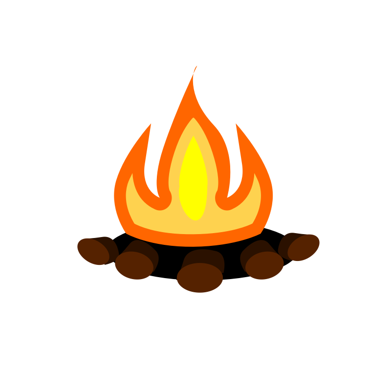 Transparent camp fire clipart png stock Free Transparent Camping Cliparts, Download Free Clip Art ... png stock