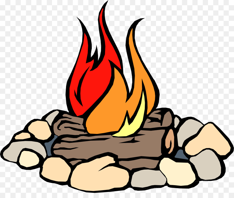 Transparent camp fire clipart vector library download Ring Of Fire png download - 900*741 - Free Transparent ... vector library download