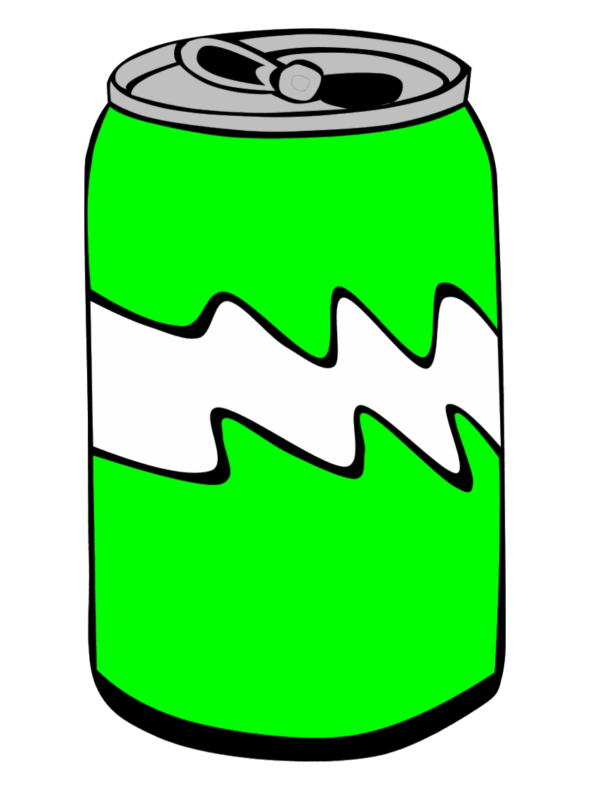 Transparent can clipart transparent library Soda Can Clipart Suggest Green Clip Art Hd Transparent Png ... transparent library