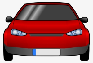 Transparent car front view clipart black and white stock Car Front PNG, Free HD Car Front Transparent Image - PNGkit black and white stock