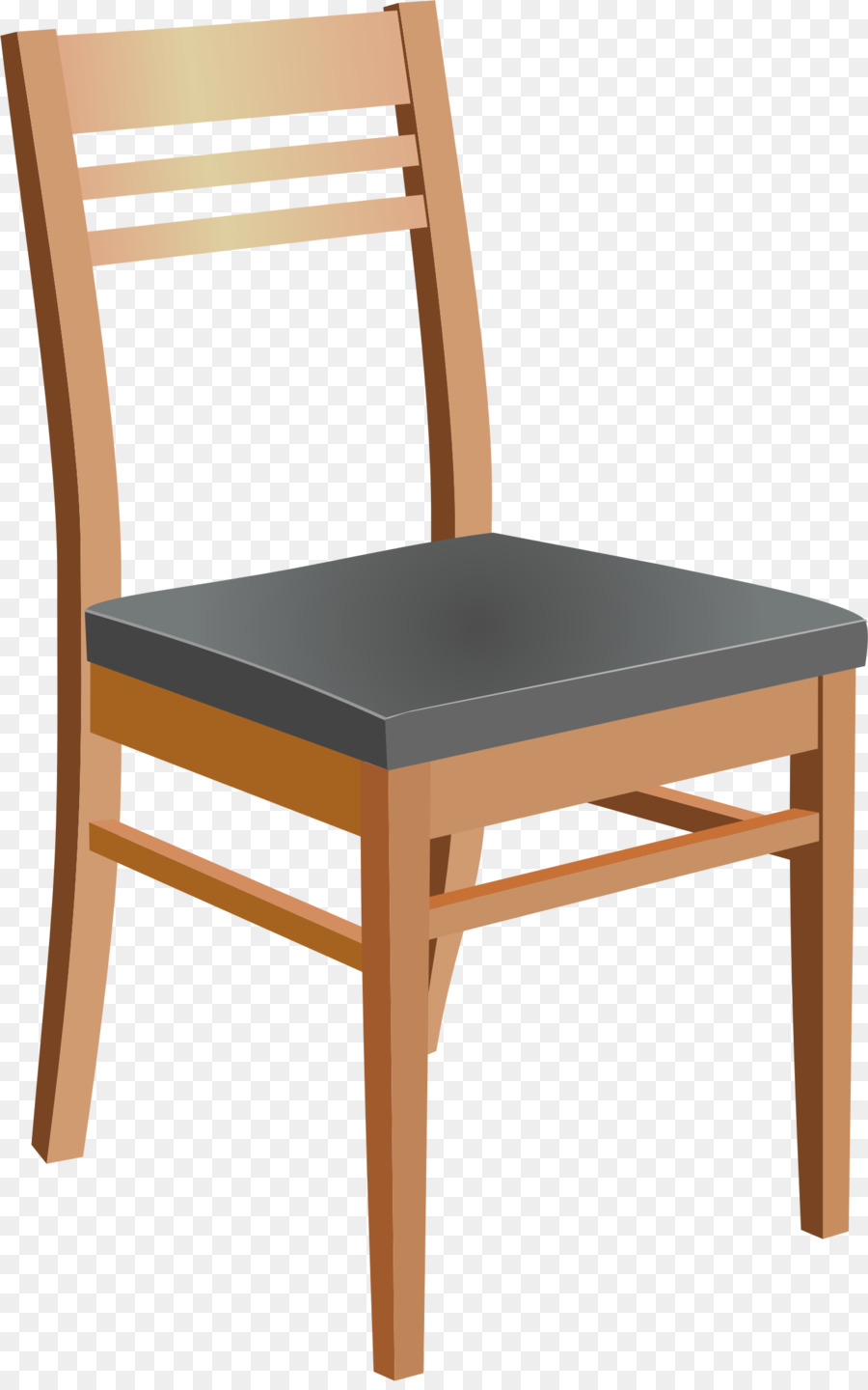 Transparent chair clipart png royalty free download Wood Table clipart - Table, Chair, Furniture, transparent ... png royalty free download