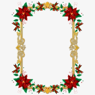 Transparent christmas border clipart svg free stock Borders And Frames Christmas Stockings Christmas Ornament ... svg free stock