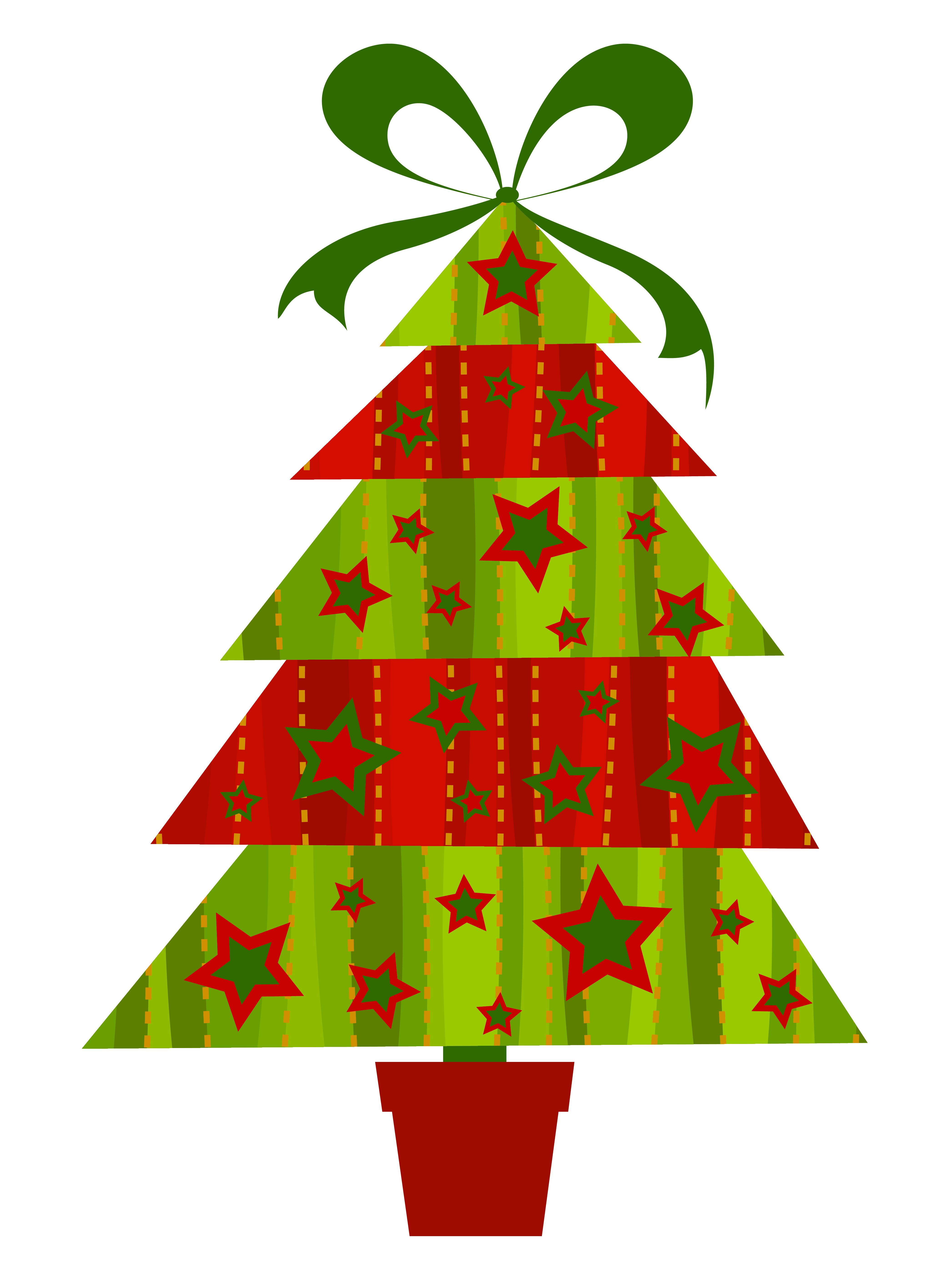 Christmas tree image clipart jpg freeuse library Free christmas clipart png - ClipartFest jpg freeuse library