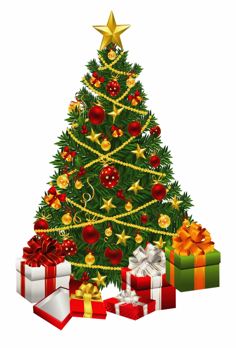 Transparent christmas tree images clipart graphic library stock Christmas Tree Clip Art - Clipart Transparent Christmas Tree ... graphic library stock