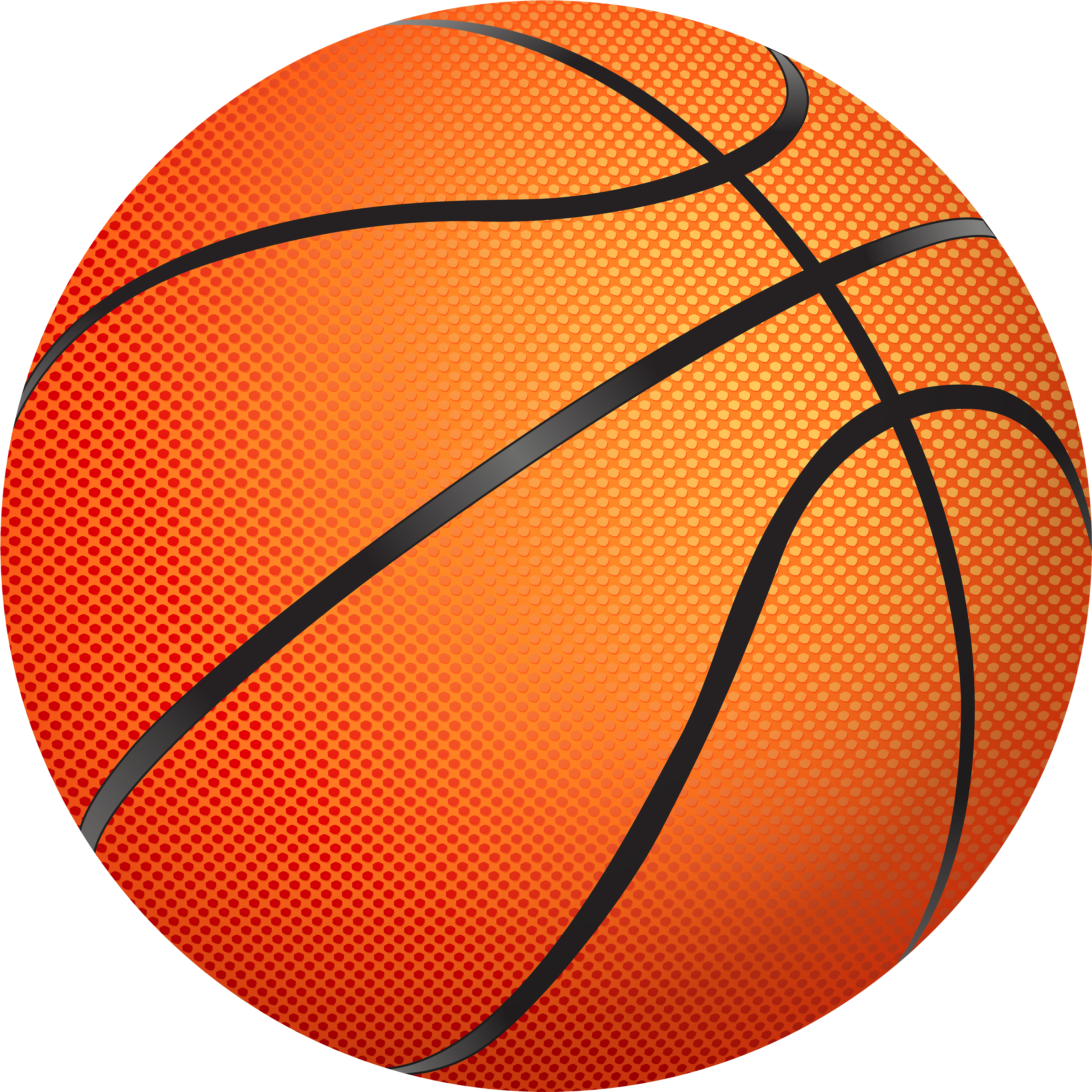 HD Basketball Png Clipart - Clipart Basketball Ball Png ... banner freeuse