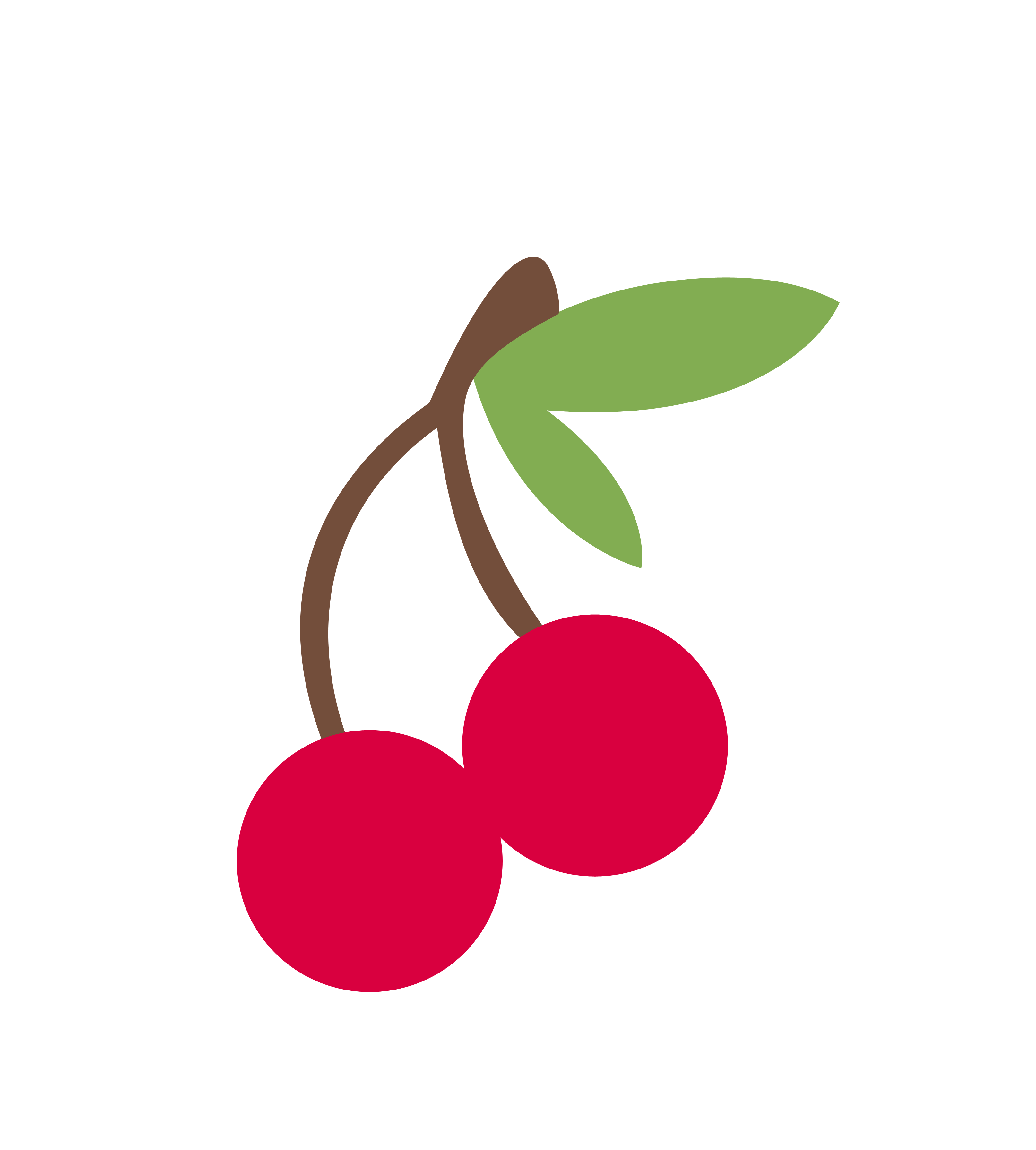 Transparent clipart cherry picture library download Cherry Clip art - Cherry Vector Transparent Background png ... picture library download