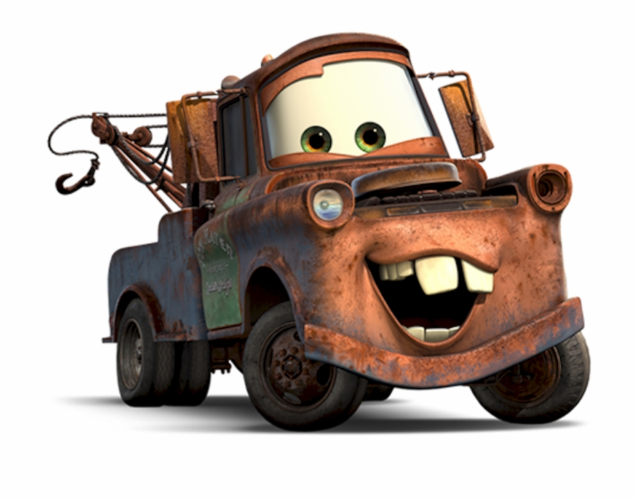 Transparent clipart disney mater dent picture transparent library Disney Infinity: Marvel Super Heroes Lightning McQueen Mater ... picture transparent library
