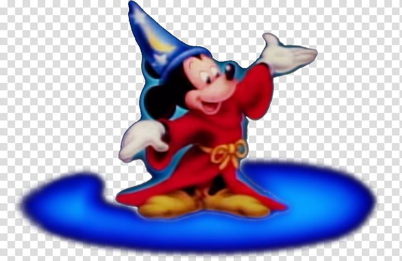 Walt Disney Home Video Sorcerer Mickey transparent ... image library