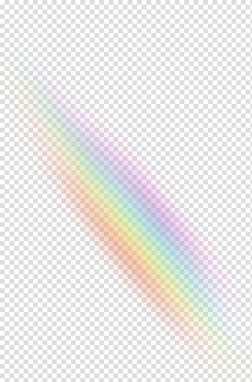 Transparent clipart effects clipart transparent download Rainbow Light Color Sky, Light effects transparent ... clipart transparent download