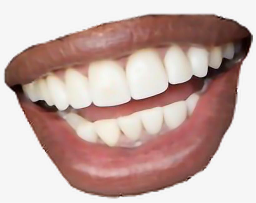 Transparent clipart gap in teeth banner transparent stock mouth #steveharvey #smile #lips #teeth #interesting ... banner transparent stock