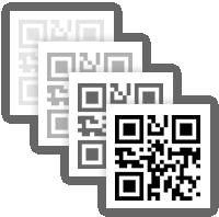 Transparent clipart qr code generator clip art black and white library QR Code Generator clip art black and white library