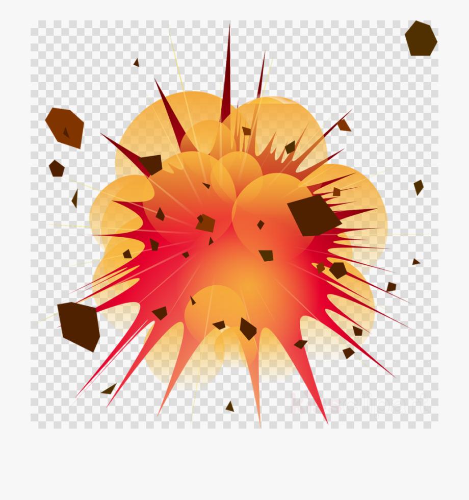 Explosion Clip Art Transparent , Png Download - Transparent ... svg library download
