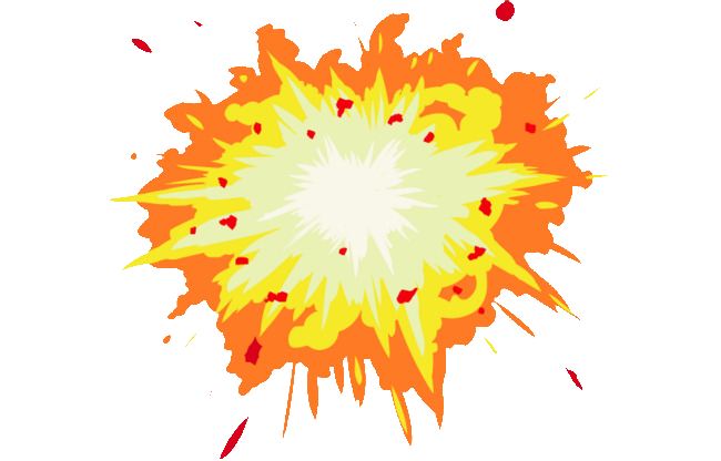 Clip art Portable Network Graphics Transparency Explosion ... svg library download
