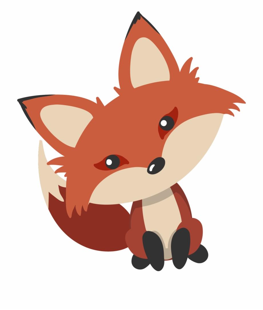 Transparent free baby fox clipart clip art library Fox Png Transparent Free Images - Fox Clipart Transparent ... clip art library