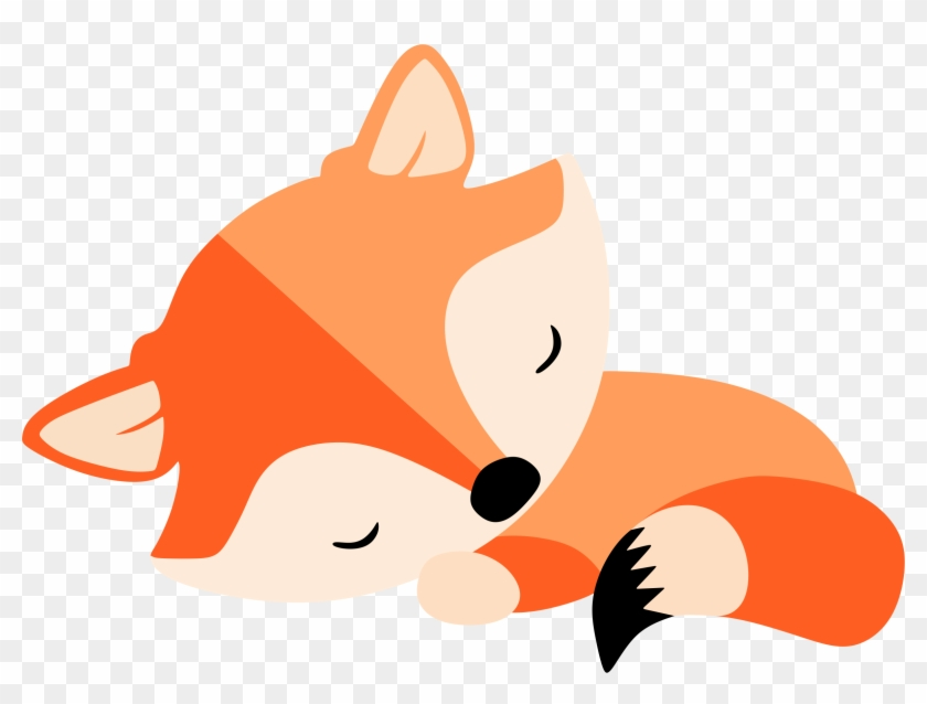 Transparent free baby fox clipart svg black and white Baby Fox Png Transparent Background - Little Prince Fox Png ... svg black and white