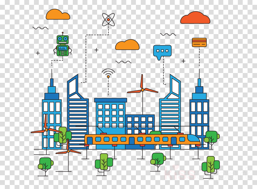 Transparent ho ho ho clipart clipart free download City Illustration clipart - Business, Industry, Text ... clipart free download