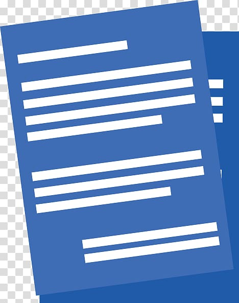 Transparent image clipart document clipart black and white library Paper Document Computer Icons , Text Document transparent ... clipart black and white library