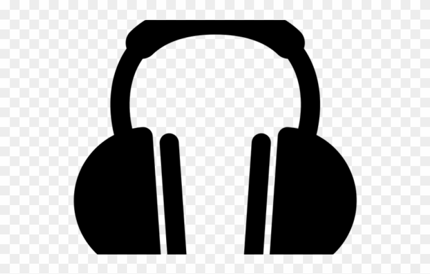 Transparent image download clipart jpg free library Headphone Clipart Logo - Headphone Music Icon Transparent ... jpg free library