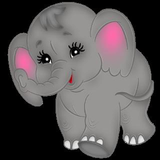 Transparent jpeg elephant clipart jpg royalty free download Baby elephant clipart transparent - ClipartFest jpg royalty free download