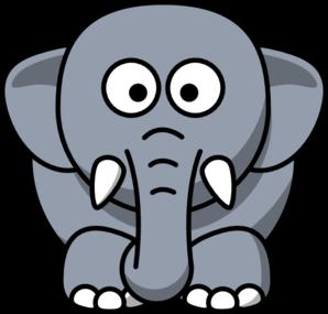 Transparent jpeg elephant clipart jpg transparent library Elephant transparent background clipart - ClipartFest jpg transparent library