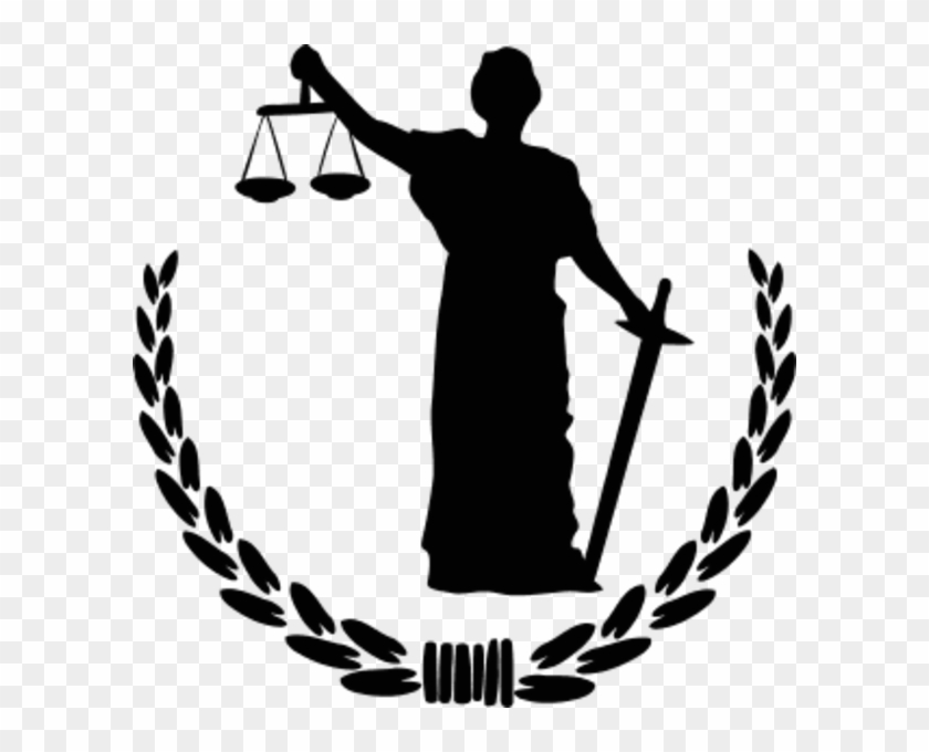 Transparent justice clipart clipart black and white Download Small Png - Justice Clipart Png, Transparent Png ... clipart black and white