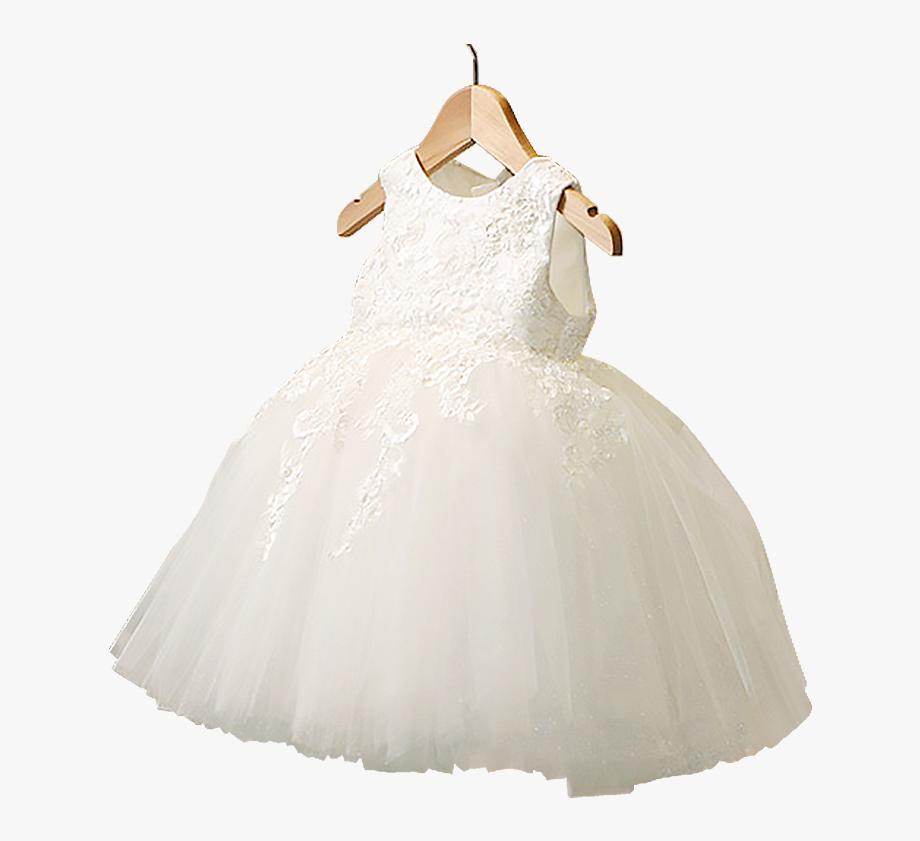 2018 New Baby Princess Dress Girls Dress Wedding Flower ... freeuse