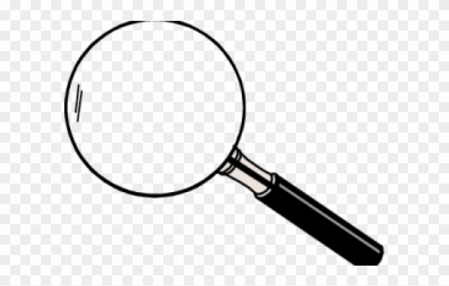 Magnifying Clipart Transparent Background - Transparent ... jpg library download