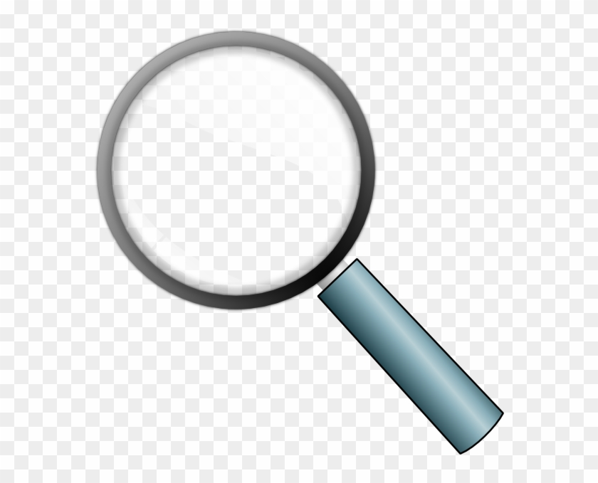 Transparent Background Magnifying Glass, HD Png Download ... vector