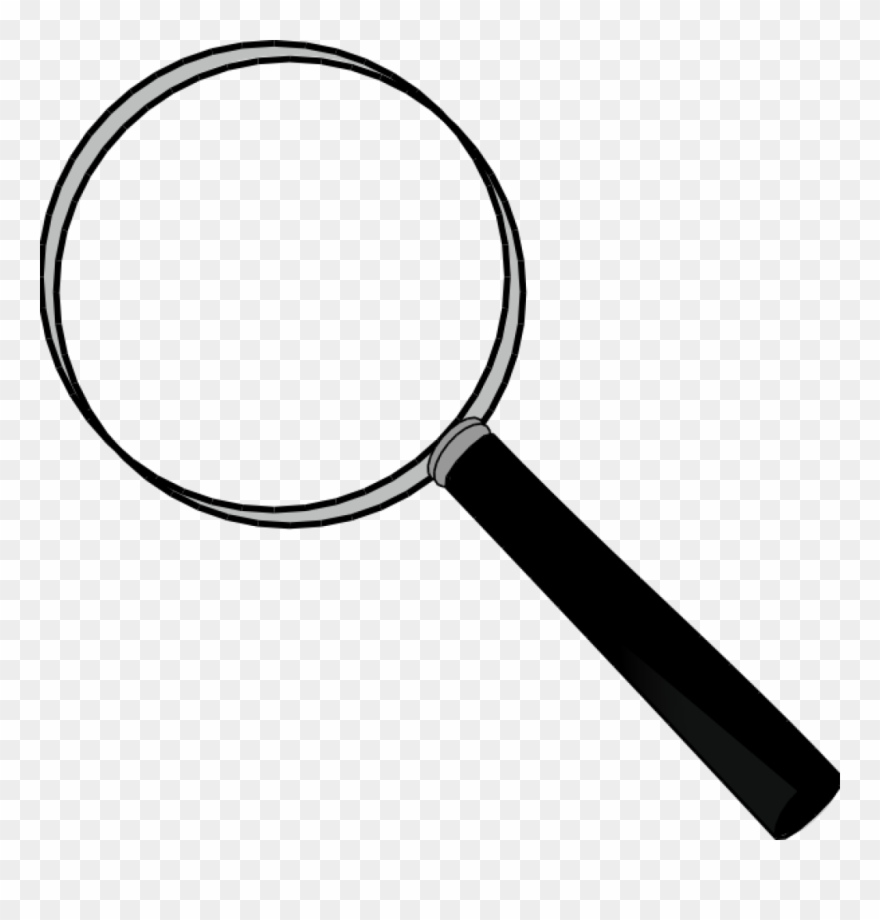 Magnifying Glass Clipart Magnification Clip Art At ... vector freeuse