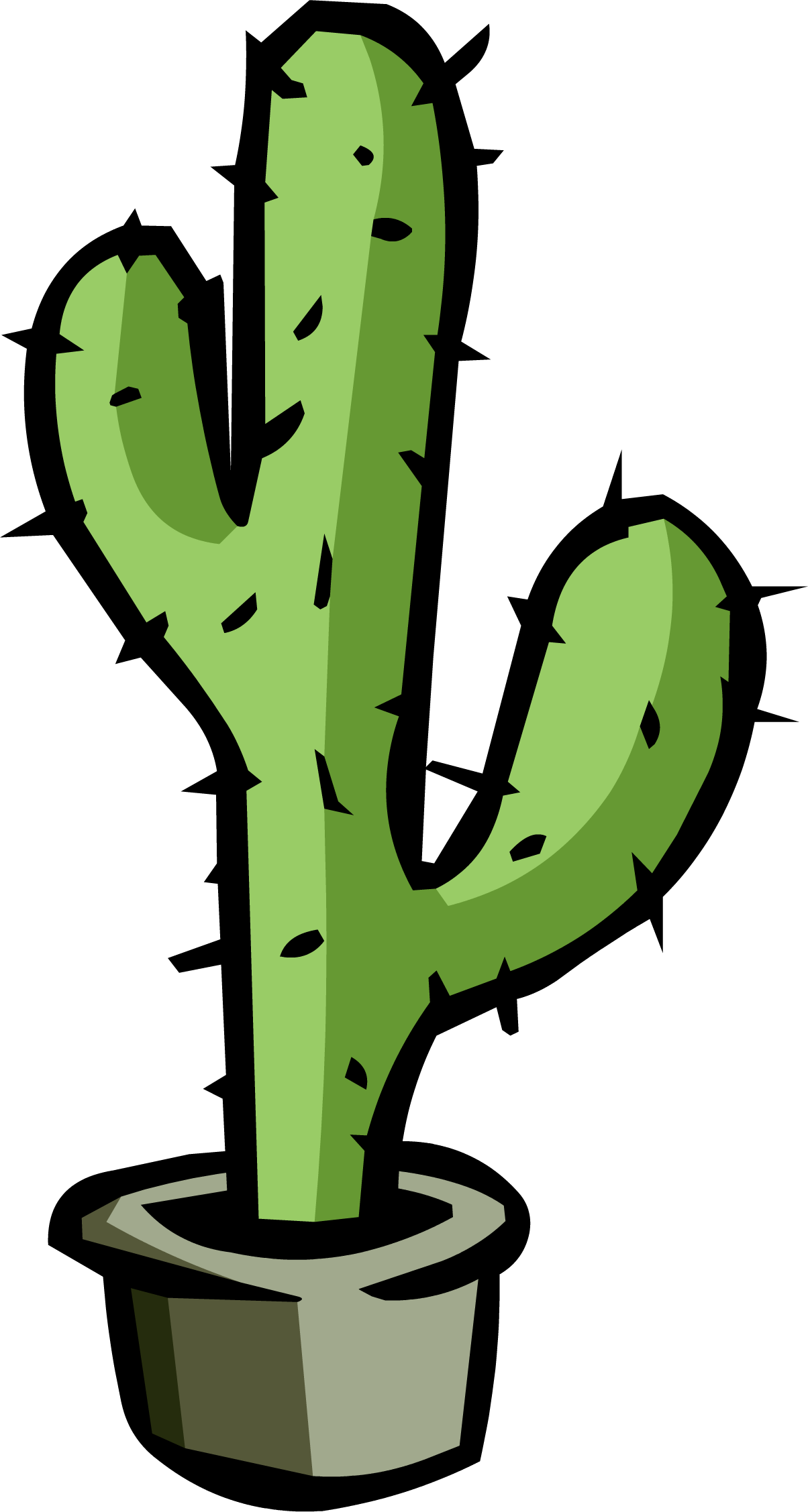 Cactus PNG Transparent Cactus.PNG Images. | PlusPNG banner freeuse library