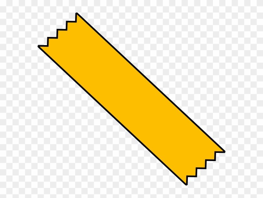 Yellow Duct Tape - Tape Clipart Png, Transparent Png ... clipart