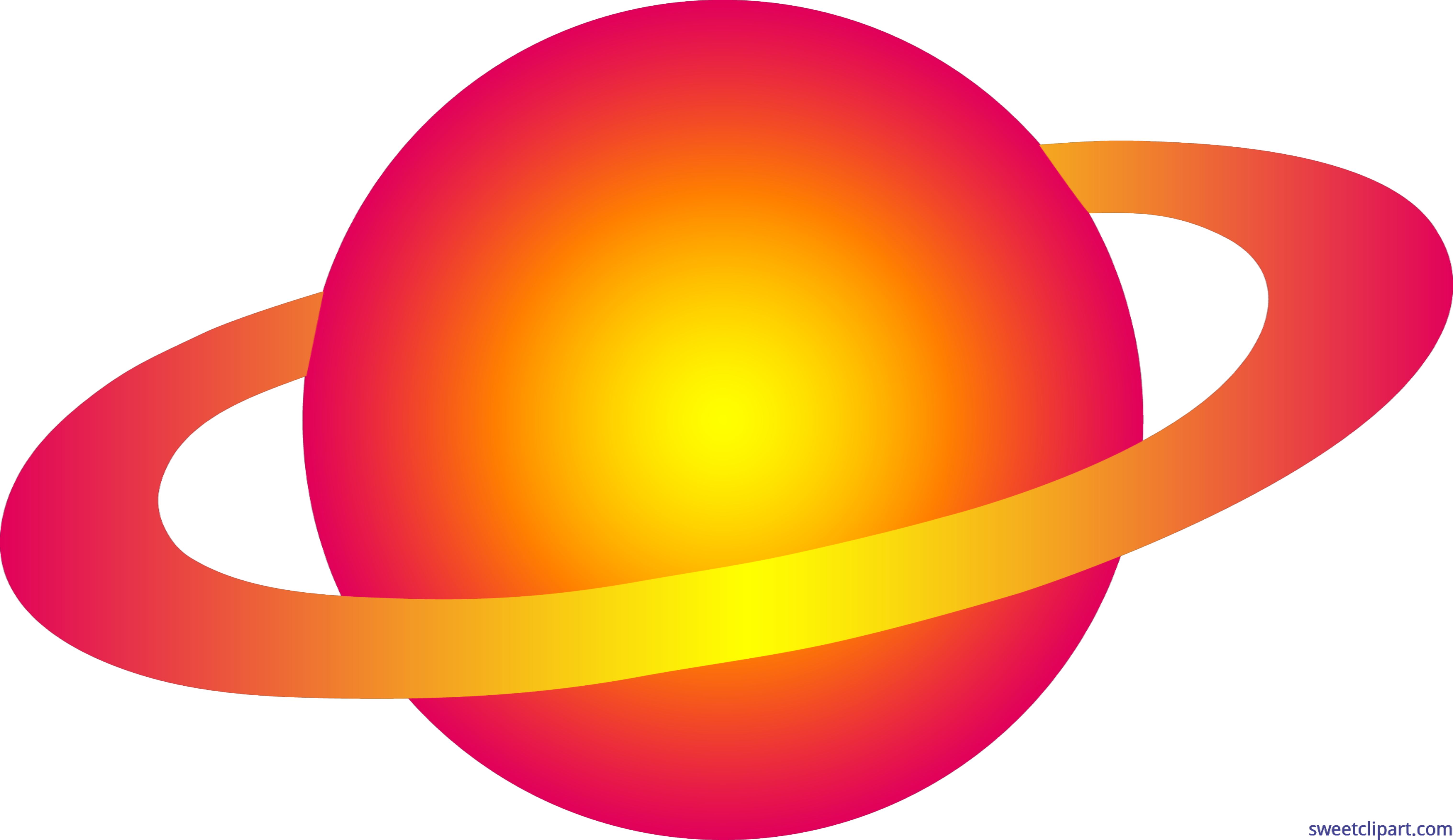 Transparent planet clipart royalty free download Planet Jupiter Clip art - both clipart png download - 6071 ... royalty free download