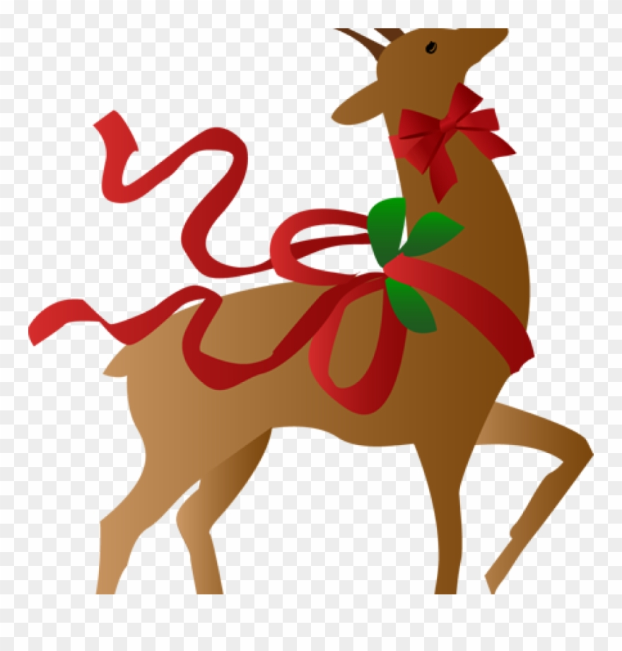 Reindeer Clipart Christmas Reindeer Clipart A Christmas ... picture library download