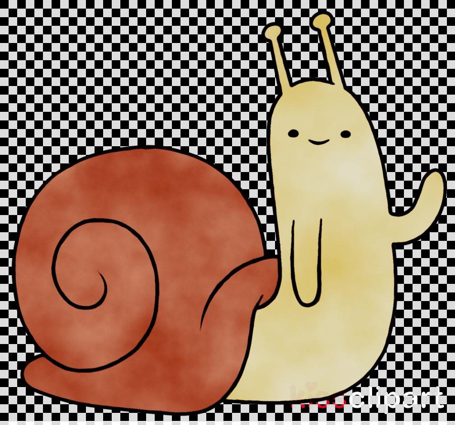 Transparent snail clipart clip art freeuse Cartoon Background clipart - Snail, Cartoon, Finger ... clip art freeuse