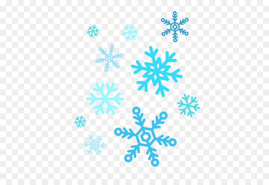 Transparent snowflakes clipart banner stock Snowflake Background png download - 574*611 - Free ... banner stock