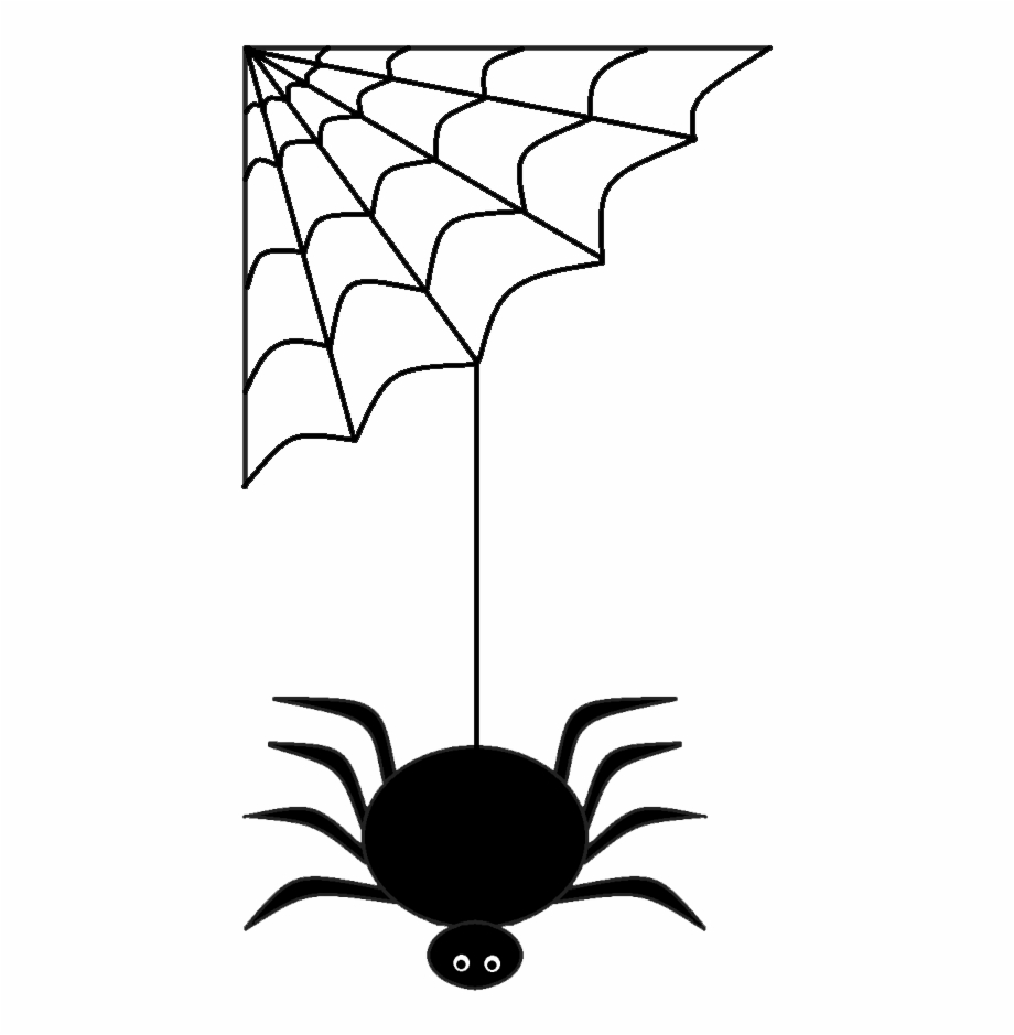 Transparent spider in corner clipart clipart free download Spider Web Corner Png - Spider Web Clipart Png, Transparent ... clipart free download