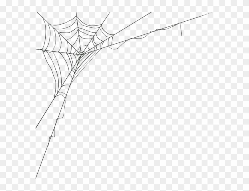 Spider Web Corner Png Clip Art Image - Spider Web Corner Png ... banner download