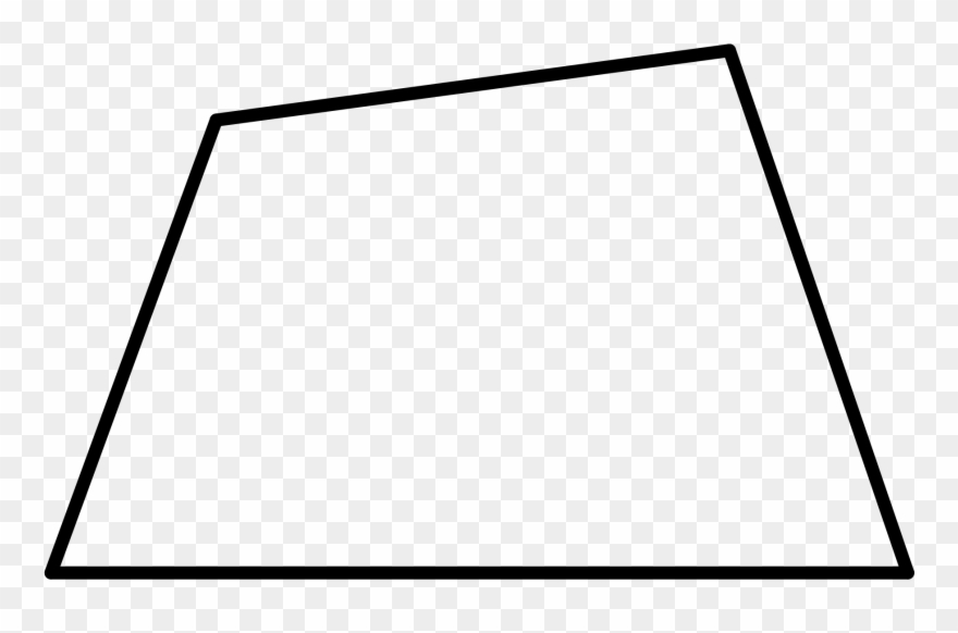 Transparent square clipart svg transparent download Image Free Trapezoid Transparent Square - Quadrilateral With ... svg transparent download