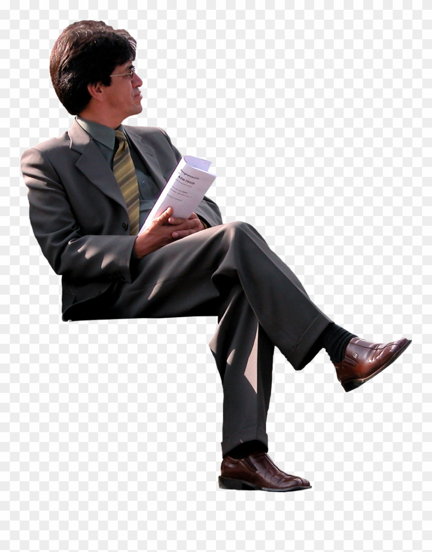 Transparent suit person sitting clipart png transparent library Sitting Man Png Photos Vector Clipart Psd Peoplepng ... png transparent library