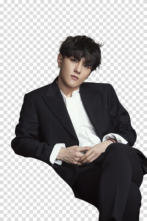 Transparent suit person sitting clipart clip IKON NAVER P, sitting man wearing black suit jacket ... clip