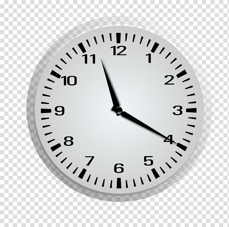 Transparent ten minute clock clipart clipart black and white stock Alarm clock Clock face , Minutes transparent background PNG ... clipart black and white stock