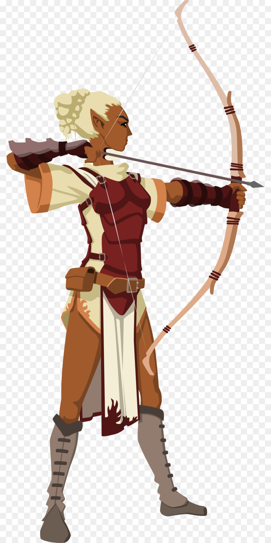 Transparent warrior bow and arrow clipart image library download Bow And Arrow png download - 960*1920 - Free Transparent ... image library download