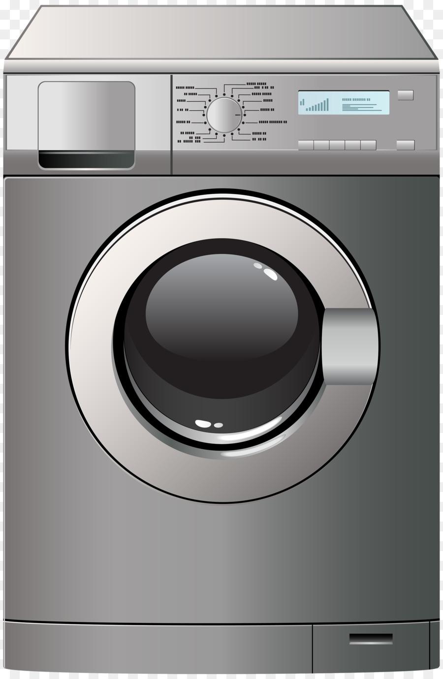 Transparent washing machine clipart clip art free stock Washing Machine clipart - Product, transparent clip art clip art free stock