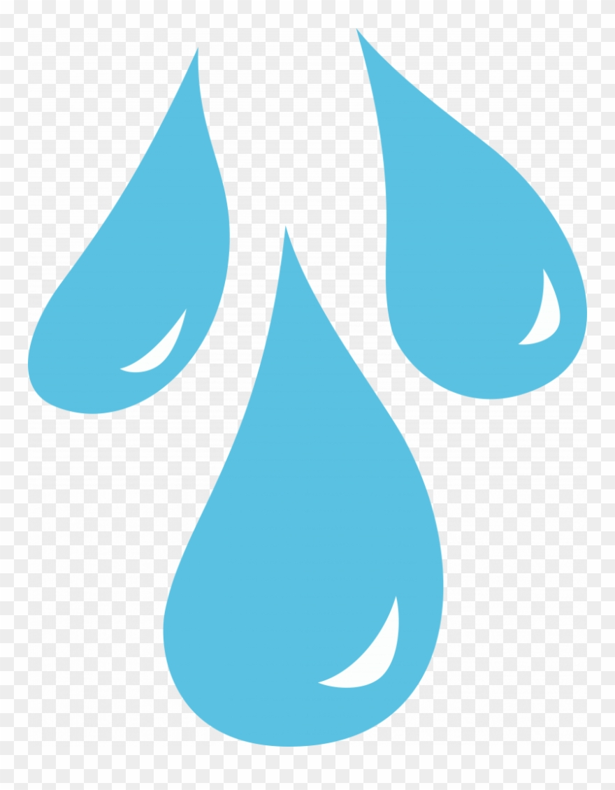 Raindrop Clipart - Water Droplets Clipart Png Transparent ... image free library