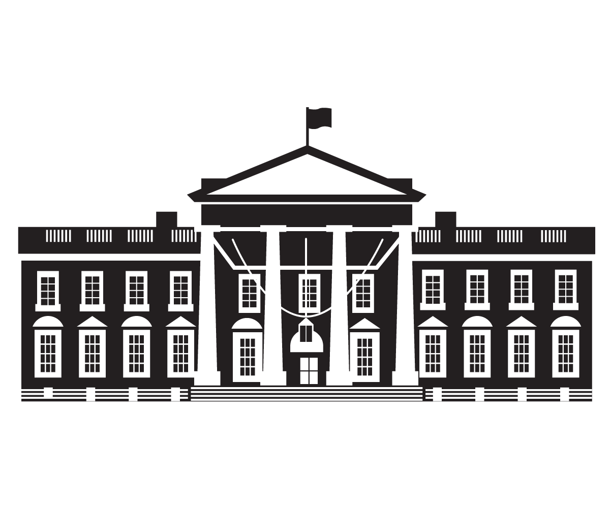 Transparent white house clipart jpg freeuse library White House - city building png download - 1200*1000 - Free ... jpg freeuse library